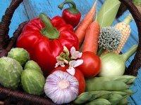 vitamins in vegetables