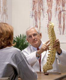 types of chiropractors